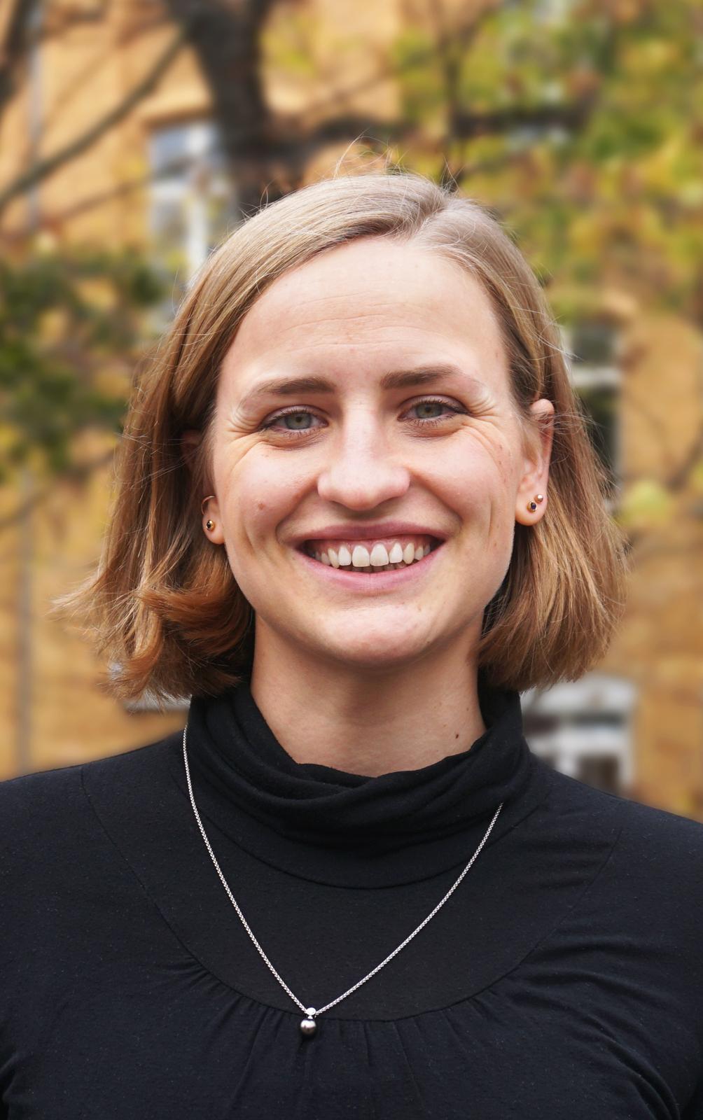 CleverShuttle Gesa Gräf
