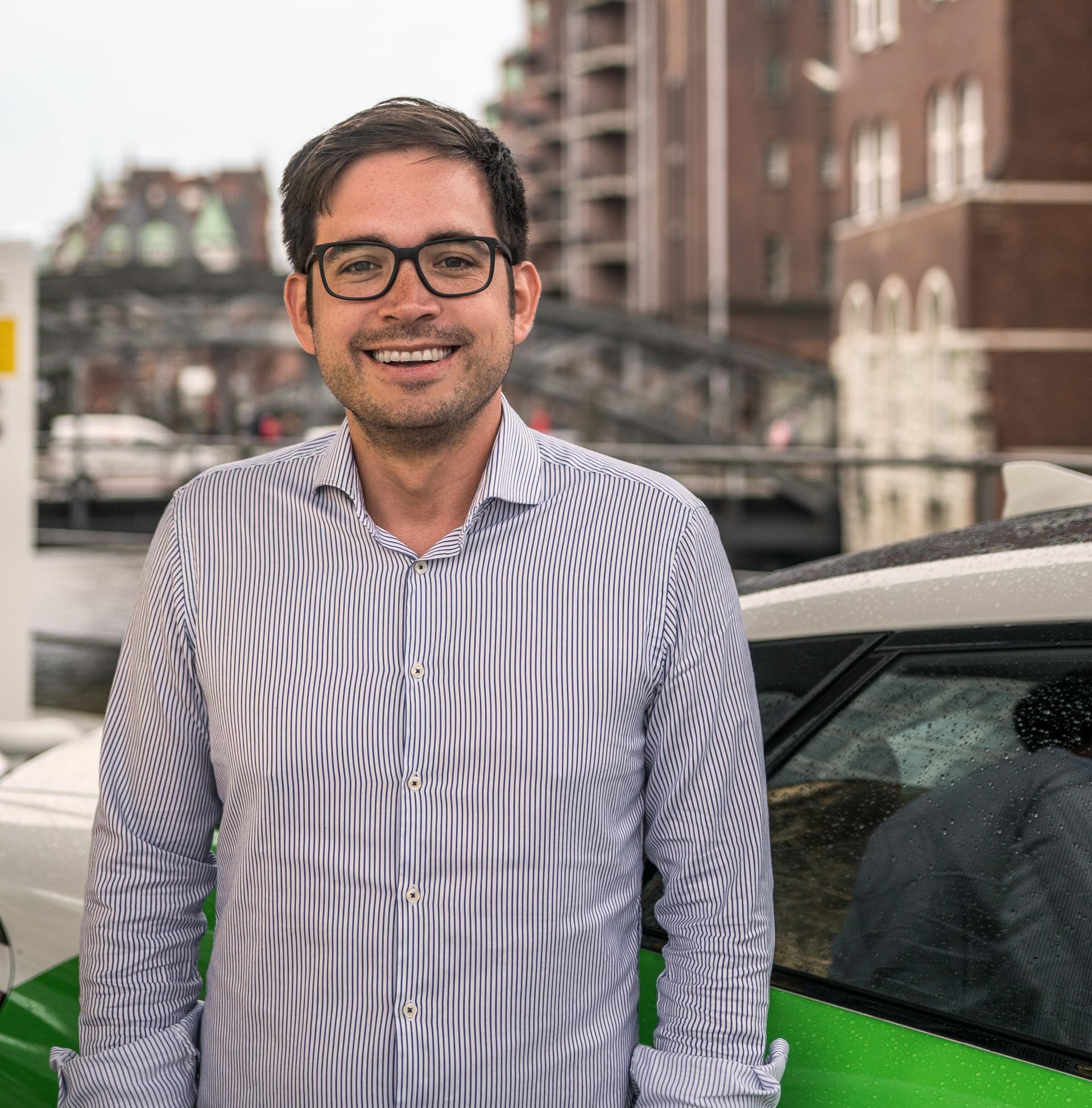 Bruno Ginnuth CEO