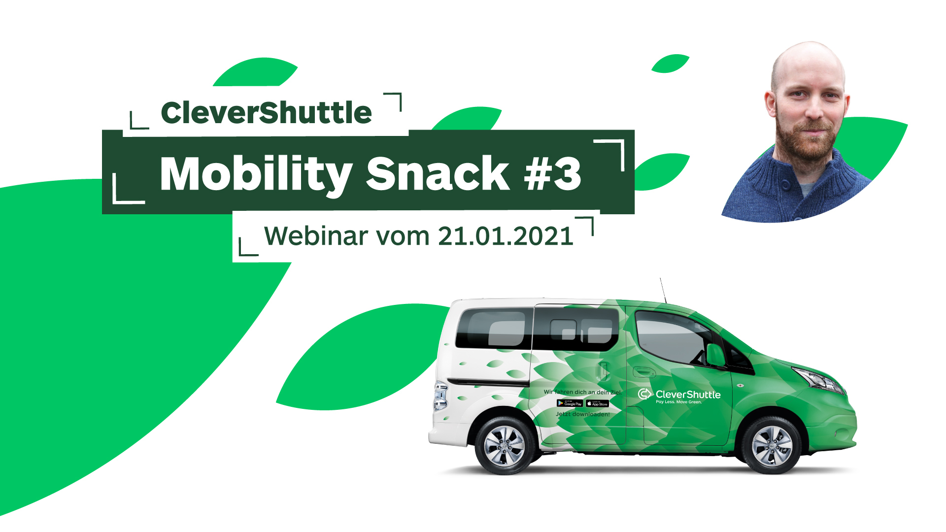 Clever Shuttle Mobility Snack3 OV